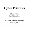 Cyber Priorities, REMDC June 2017