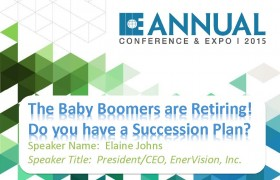IIE 2015 Presentation- Succession Planning