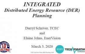 INTEGRATED Distributed Energy Resource (DER) Planning